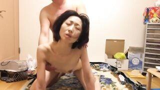Ázsiai feleség pornó